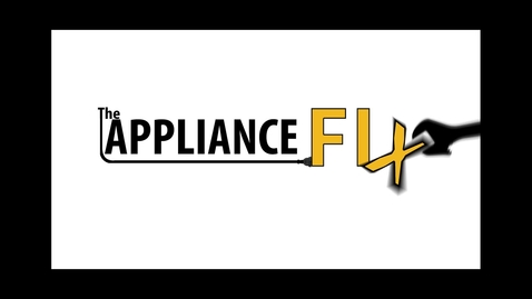 Thumbnail for entry Appliance Fix Dishwasher Kickplate 0131