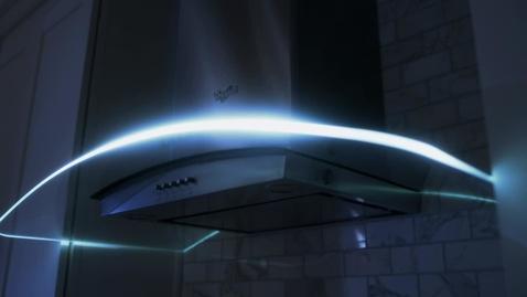 Thumbnail for entry Glass Edge LED Lighting - Whirlpool Brand