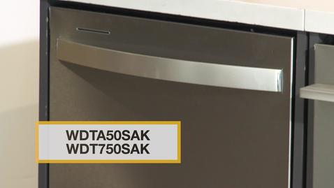 Thumbnail for entry Introducing the WDT750SAK & WDTA50SAK from Whirlpool®