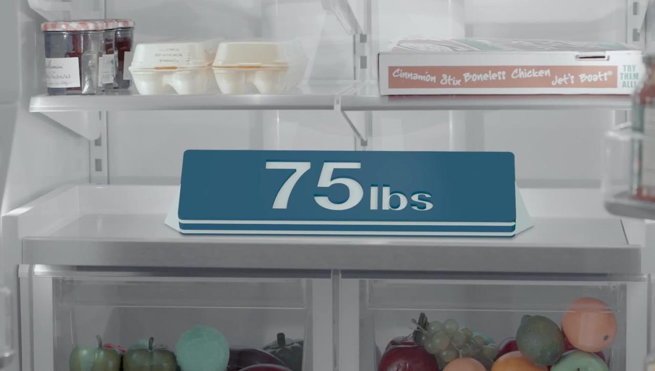 Maytag® Refrigeration Metal Slide-Out Shelf