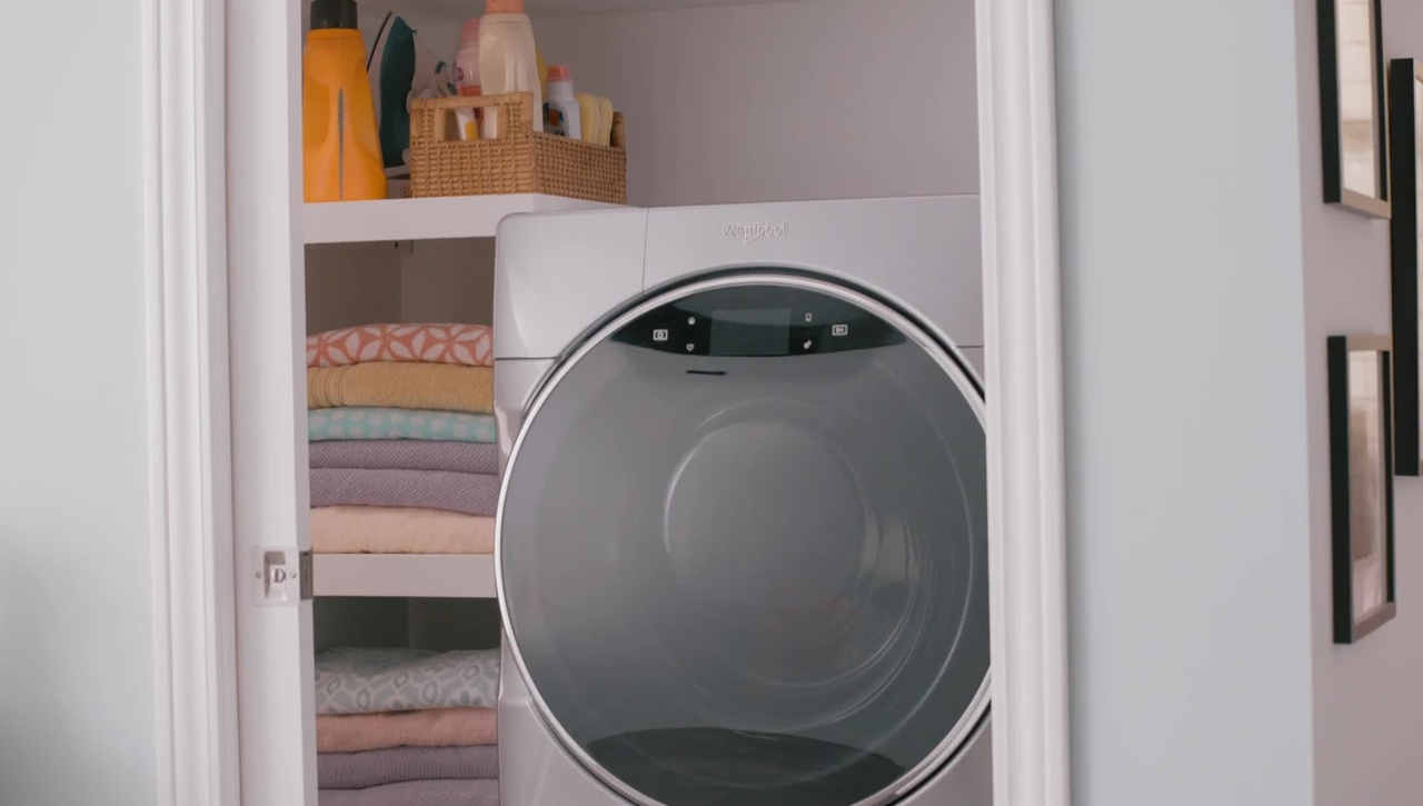 Whirlpool® Smart All-In-One Washer & Dryer