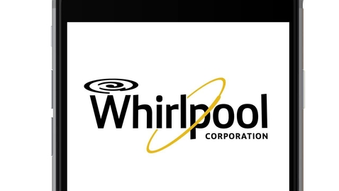 Thumbnail for entry Digital Consumer Video - Whirlpool Corporation
