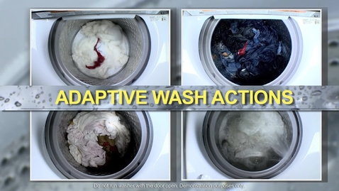 Thumbnail for entry Whirlpool HE Topload wash actions