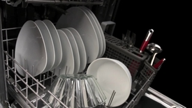 Thumbnail for entry SatinGlide Upper and Lower Racks - KitchenAid Brand