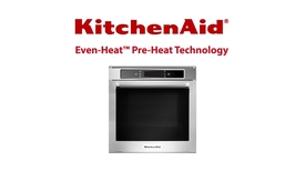 Thumbnail for entry How Even-Heat™ Pre-Heat works - KitchenAid Brand