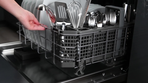 Thumbnail for entry SatinGlide Lower Rack - KitchenAid Brand