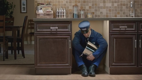 Thumbnail for entry Maytag Man Commercial Pot Scrubbing - Maytag Brand