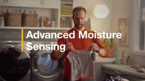 Thumbnail for entry Advanced Moisture Sensing - Whirlpool®  Laundry