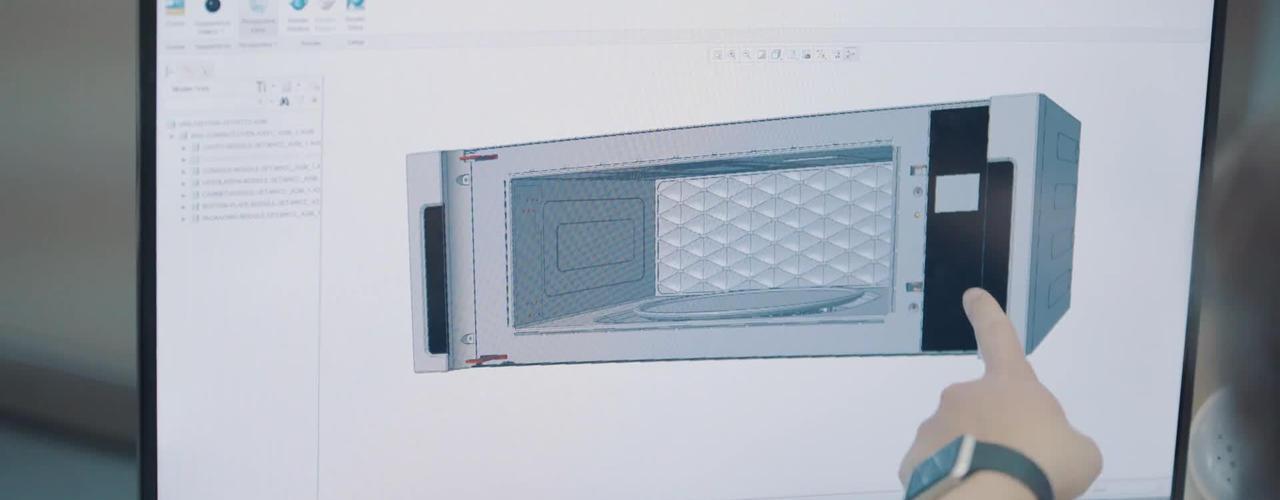 Low Profile MHC Design - Whirlpool Brand