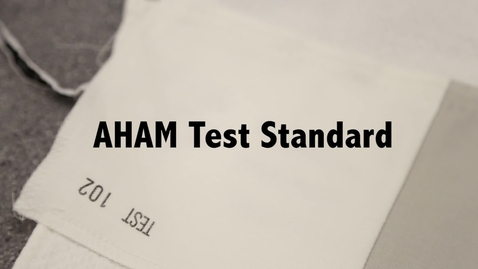 Thumbnail for entry AHAM Testing Swatches - Maytag Top Load Laundry