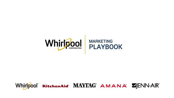 Marketing Playbook Instructions - Whirlpool Corporation