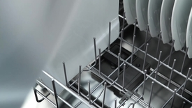 Thumbnail for entry Sliding Tines - KitchenAid Dishwasher