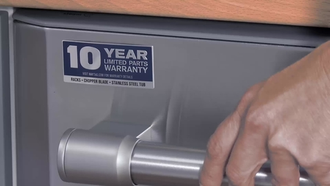 Thumbnail for entry 10 Year Warranty - Maytag Brand