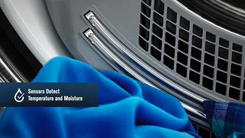 Thumbnail for entry Advanced Moisture Sensing Drying - Maytag Brand