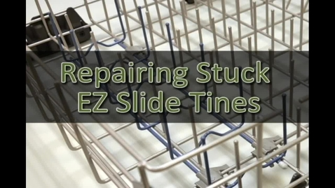 Thumbnail for entry How to Repair Dishwasher Tines