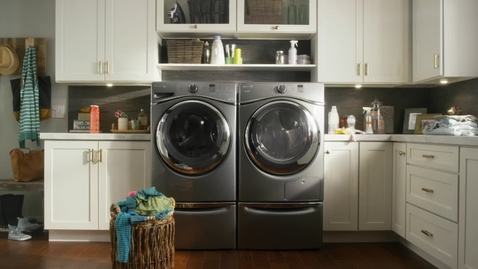 Thumbnail for entry HybridCare Heat Pump Dryer - Whirlpool Laundry