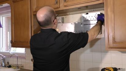 Microwave Low Profile Install Learn