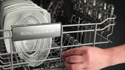 Thumbnail for entry Fold Down Upper Tines - KitchenAid Brand