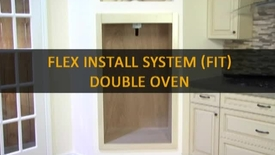 Thumbnail for entry FIT System Installation - Double Ovens