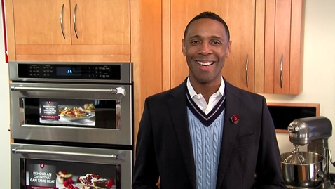 Thumbnail for entry KitchenAid Built in Ovens - Advantage Live October 2015