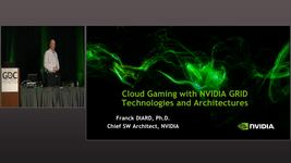 GDC Vault - Moving Games into the Cloud, Technologies and