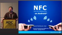 GDC Vault - Using NFC with Android Applications