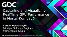 GDC Vault - Capturing and Visualizing RealTime GPU