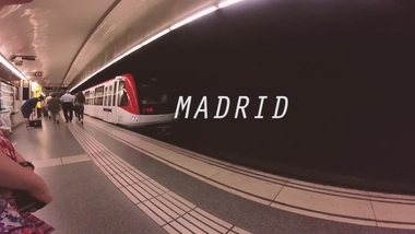 Summer in Madrid