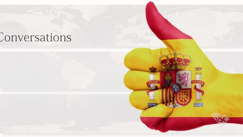 Thumbnail for entry Spanish - A comprar