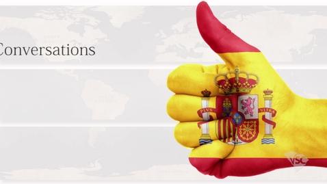 Thumbnail for entry Spanish - Un recuerdo