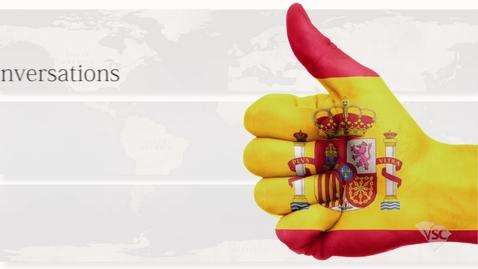 Thumbnail for entry Spanish - Vamos de vacaciones