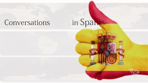 Thumbnail for entry Spanish - Familia