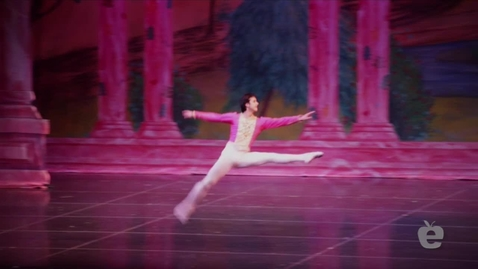 Thumbnail for entry Ballet Principal Dancer - Journy Wilkes-Davis