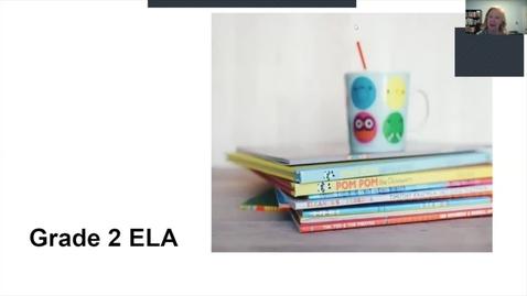 Thumbnail for entry Second Grade ELA Week 4 Day 5 Make A Book