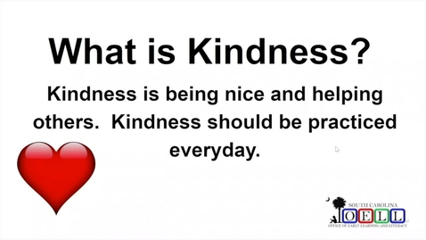 Thumbnail for entry 5K ELA Week 2 Day 4 Kindness and Inferences, Part 4