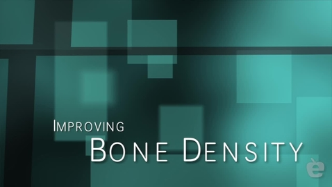 Thumbnail for entry Anatomy and Physiology Bone Density