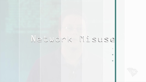 Thumbnail for entry IT Fundamentals-Network Misuse