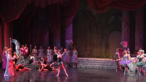 Thumbnail for entry Ballet Education Outreach & Office Manager - Jason Cobb