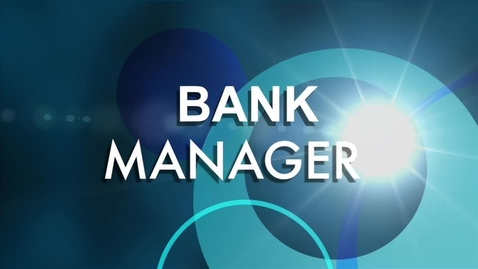Thumbnail for entry Thierry Longueville - Bank Manager