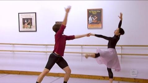 Thumbnail for entry Ballet Principal Dancer - Regina Willoughby