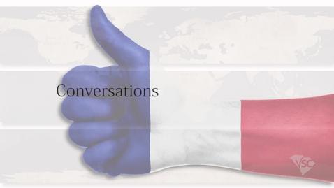 Thumbnail for entry French - On va en France!