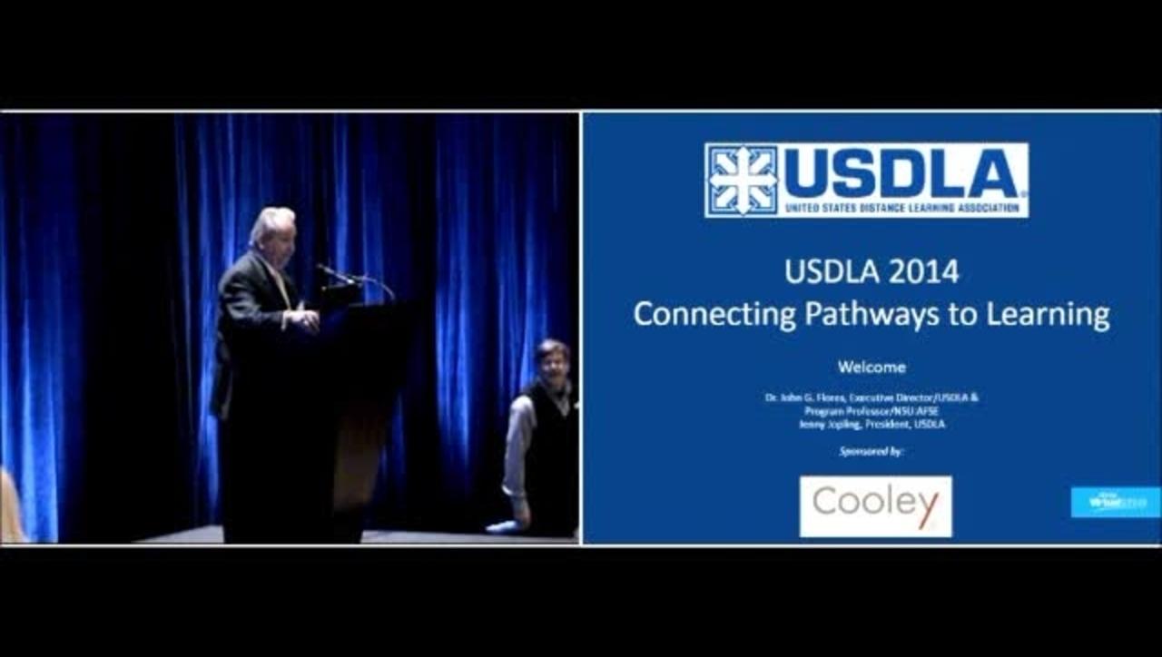 USDLA Keynote Address 2014