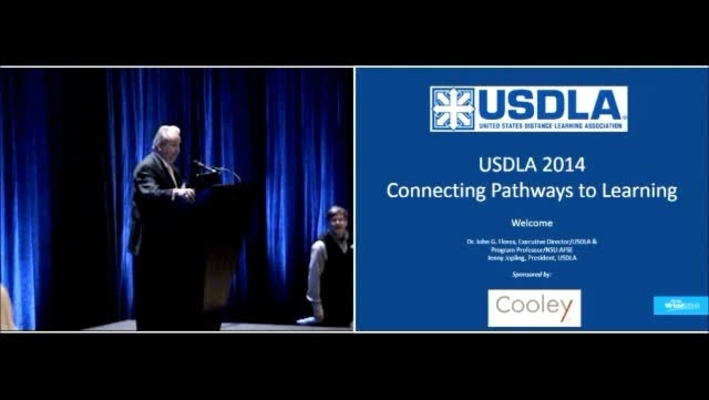 USDLA Keynote Address 2014