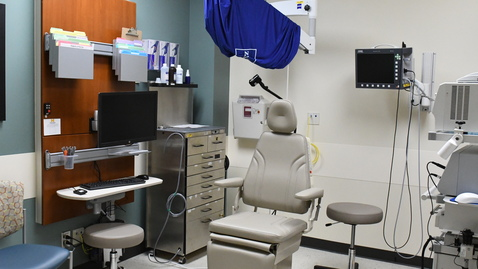 Thumbnail for entry West Ann Arbor Health Center