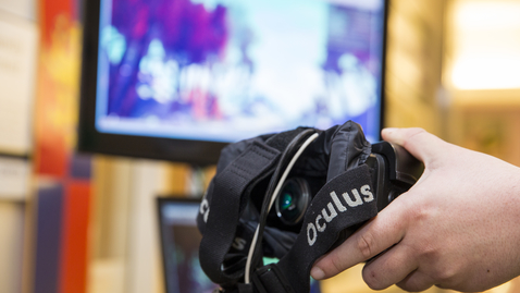 Thumbnail for entry Virtual Reality