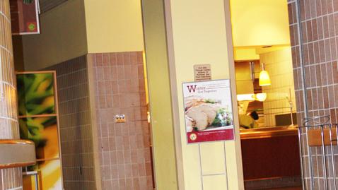 Thumbnail for entry University Hospital Cafe