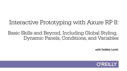 axure rp 8 documentation