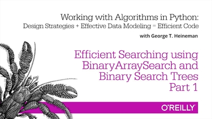 Working with Algorithms in Python