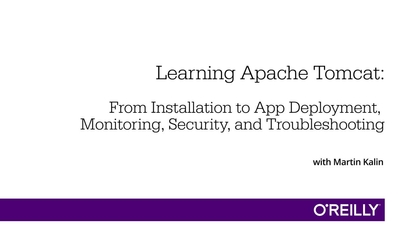 Learning Apache Tomcat