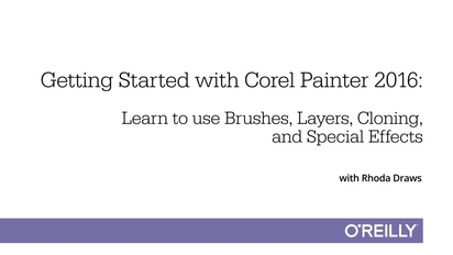 Getting Started with Corel Painter 2016